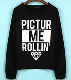 Picture me rollin _