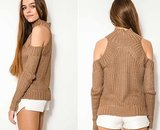 Autumn Knitted Sweater_