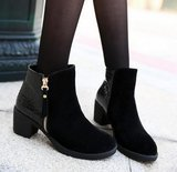 Autumn Ankle Boots_