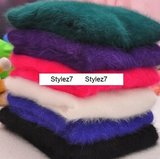 Fluffy Colour Knit_