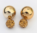 Two Balls Earrings_