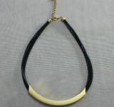 Basic Gold Choker _