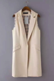 Casual Lady Gilet_