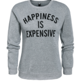 Happiness is expensive_