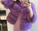 Loves fur jacket_