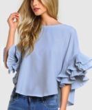 Casual Lady T-shirt_