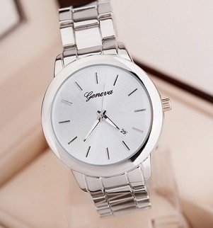 Musthave Silver Watch