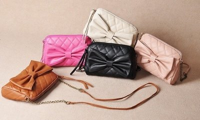 Bow Cross Body