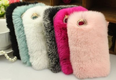 Real Fur Iphone Case