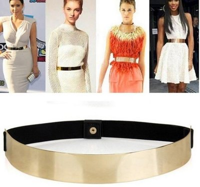 Celebrity Golden Belt
