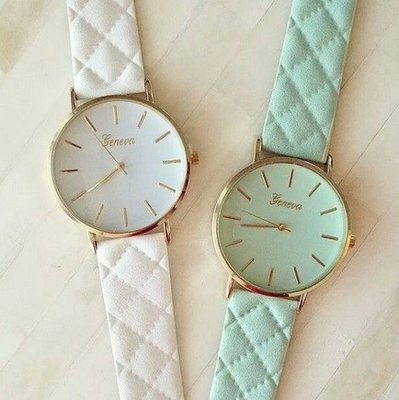 Leather Coco Watch