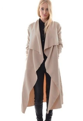 Long Slim Trendycoat