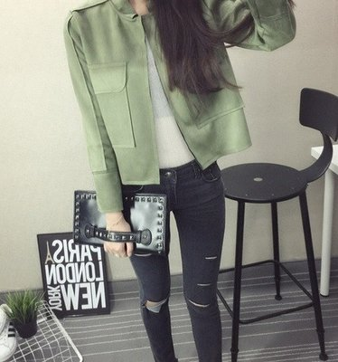 Fall Short Jacket