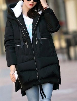 Black Loose Jacket