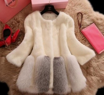 Faux Fur Thick Jacket