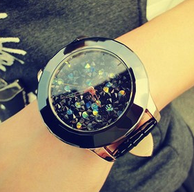 Crystal Lady Watch