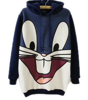 Cartoon Rabbit Sweater