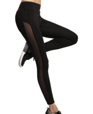 Black Gym Legging
