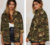 Army lady jacket