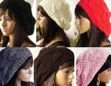 Trendy colours Beanie