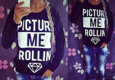 Picture me rollin