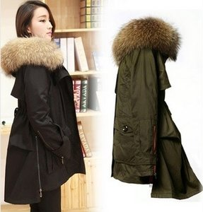 Fashion Parka Thick Jacket