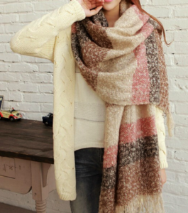 Light Fashion Spring Scarf