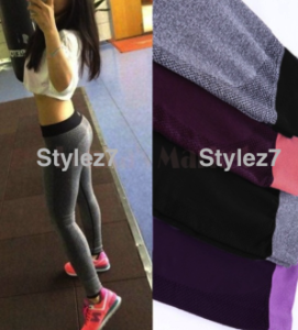 Fashion Elastic Fitness