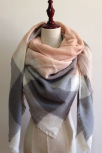 Light Autumn Scarf