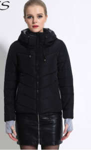 Short Winter Jacket